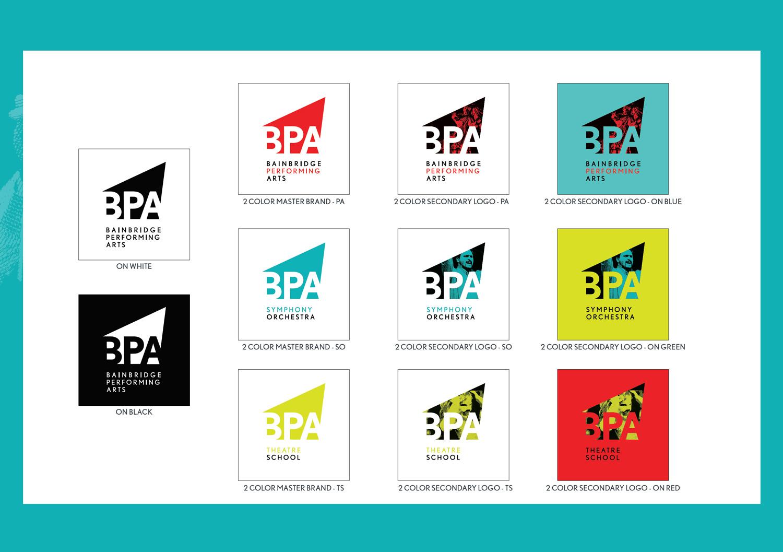 BPA Logos