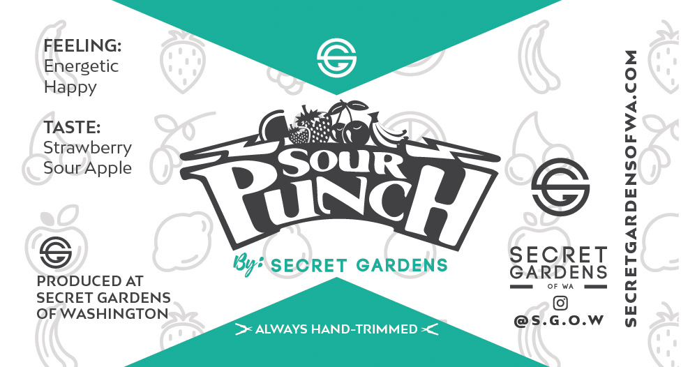 Secret Gardens Sour Punch