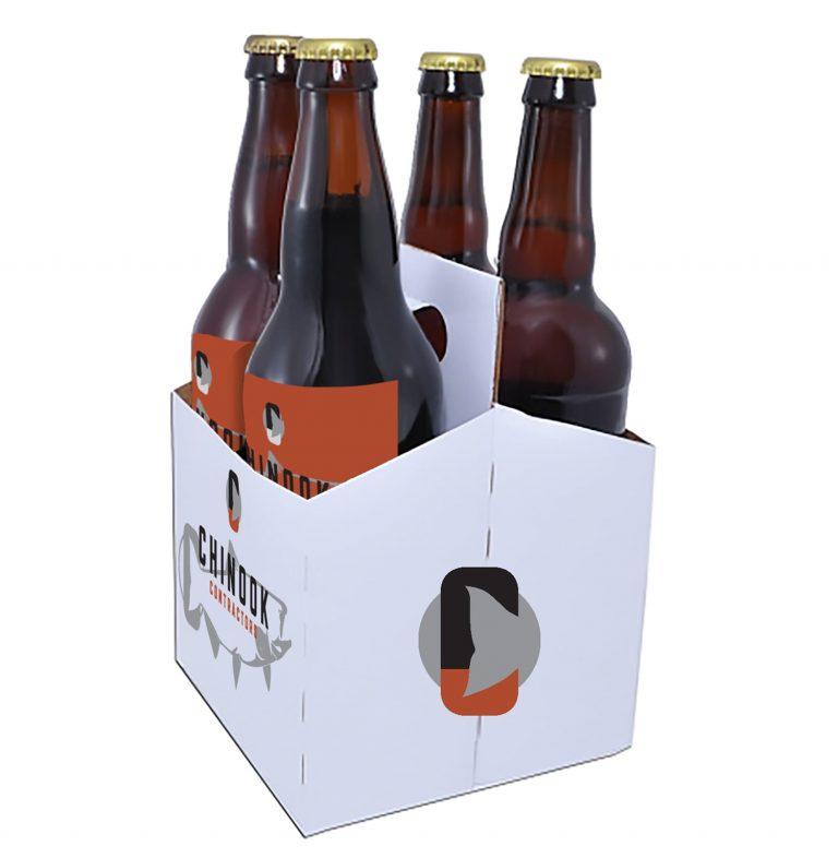 Chinook Contractors Custom Beer