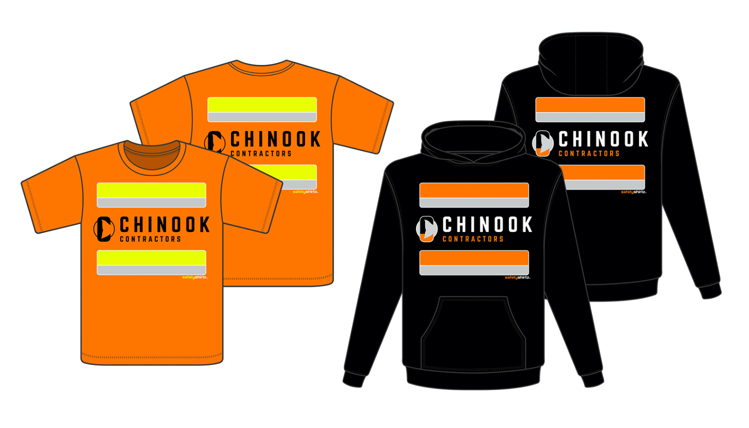 Chinook Contractors Uniforms