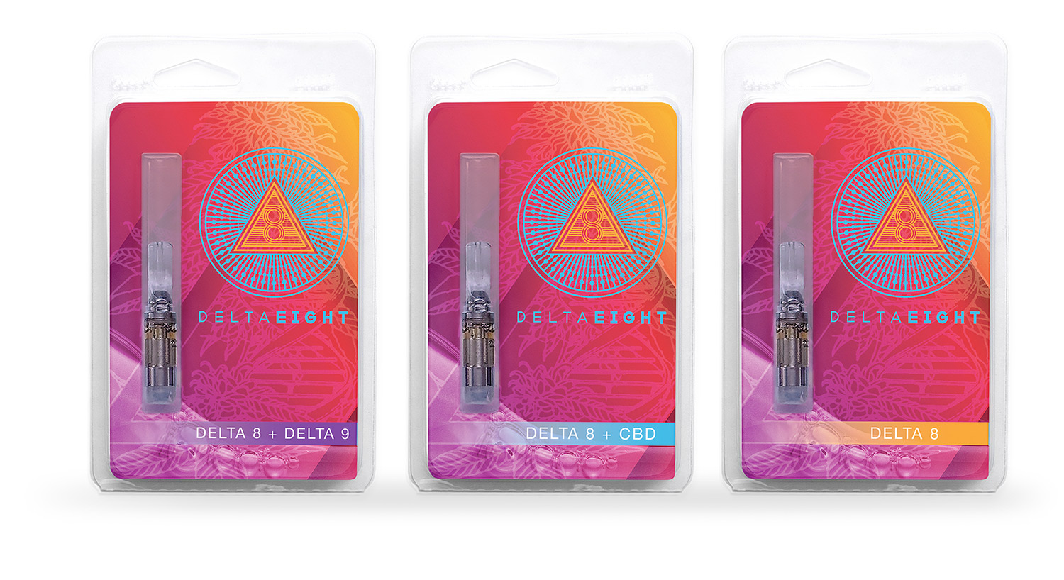 Delta 8 Packaging