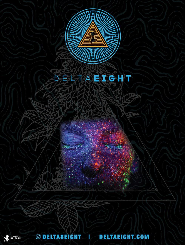 Delta 8 Poster 3