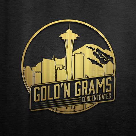 Gold'n Grams Logo